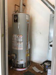 New Bradford White Water Heater Install